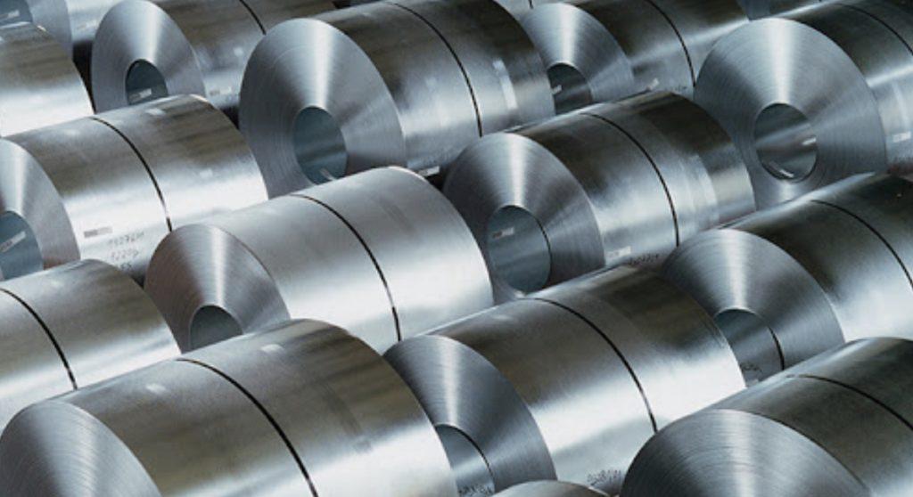 Coils lamiera zincata, nastro zincato | Chiminello Steel Service